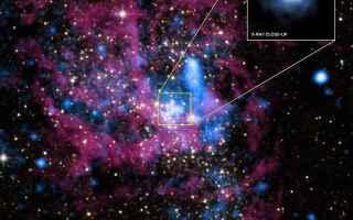 Astronomia: chandra  hubble