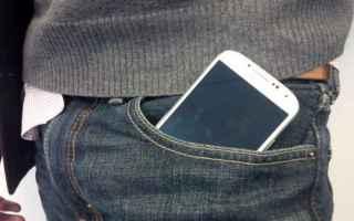 Sesso: smartphone  spermatozoi