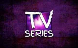 Televisione: serie