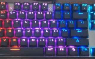tastiera  meccanica  hardware