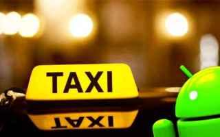 Android: android taxi viaggi lavoro applicazioni