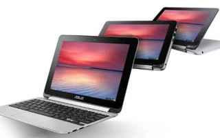 Hardware: asus  chromebook  flip2  chrome os