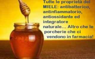 Salute: miele