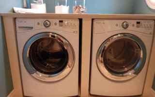 Casa e immobili: pulire   casa   lavatrice