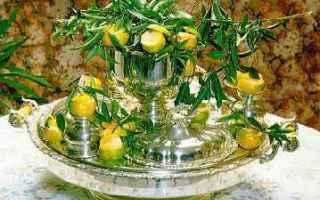 Ricette: cucina siciliana  dolce  mandarini