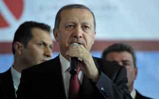 dal Mondo: turchia  erdogan  siria  usa  nato