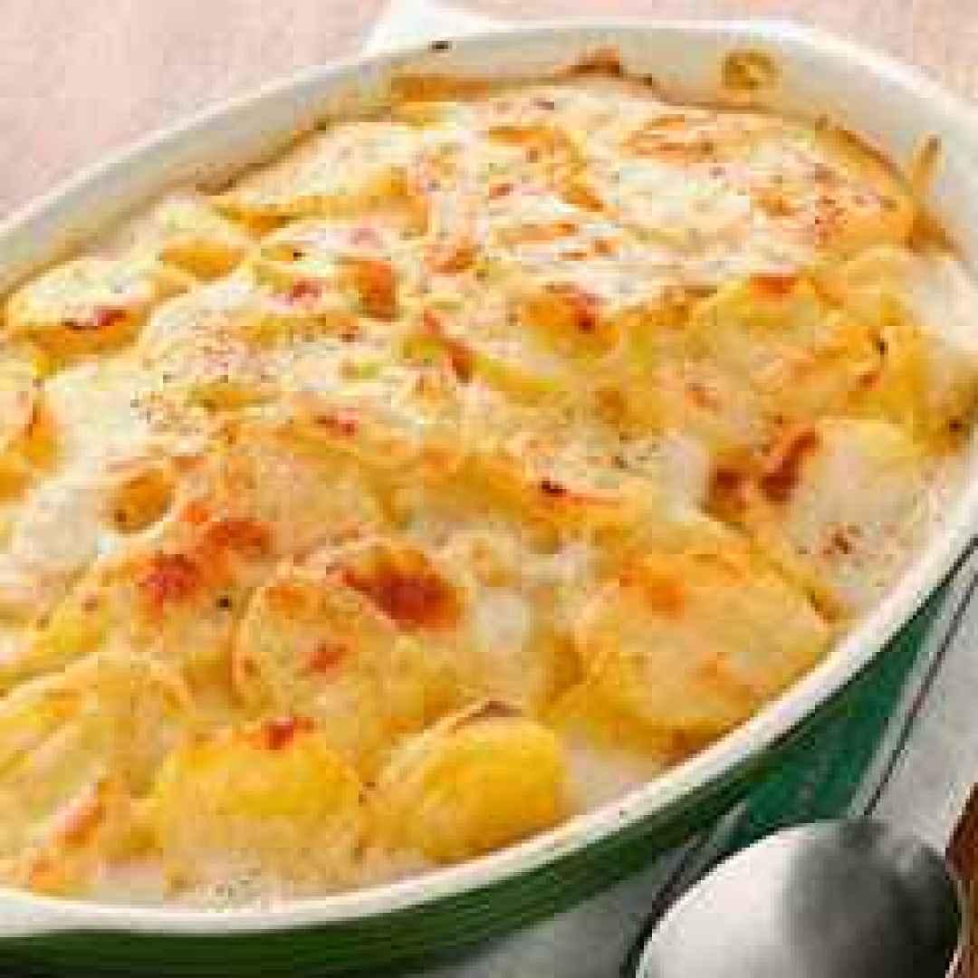 Continua a pagina 2: Pasticcio di Patate, ricetta innovativa