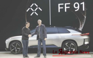 ff91  leecoa  faraday. auto elettrica