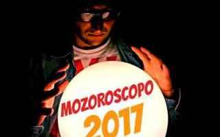 Astrologia: oroscopo  2017  previsioni  tarocchi