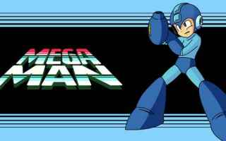 Mobile games: nintendo  android  iphone  mega man  retrogame  capcom