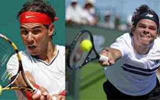 Tennis: tennis  grand slam  nadal  raonic