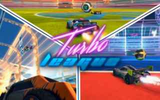 Mobile games: videogame  turbo league  android  ios