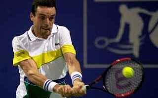 Tennis: tennis  grand slam  bautista chennai