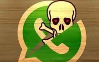App: whatsapp  virus