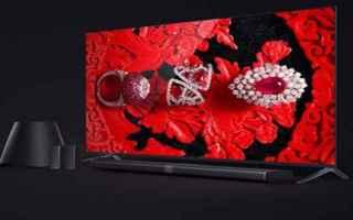 Gadget: xiaomi  ces 2017  mi tv 4  smart  tv