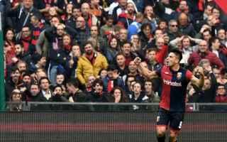 Serie A: genoa  roma  probabili formazioni
