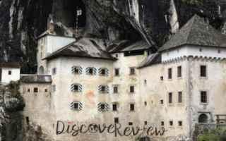 dal Mondo: slovenia  lubiana  castello  predjama