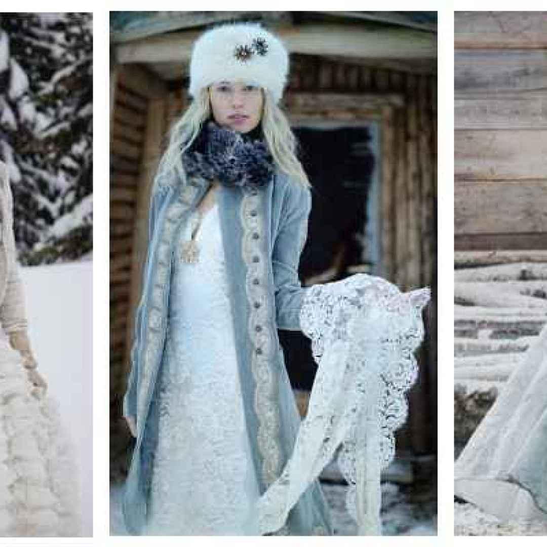 Matrimonio Toscana Inverno : Matrimonio d inverno le spose zarine e principesse