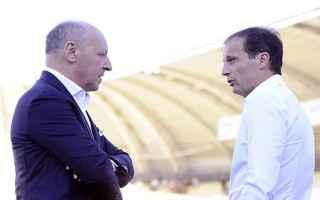 Serie A: juventus  bologna  convocati  allegri