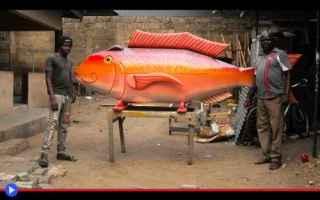 dal Mondo: dal mondo  arte  ghana  africa  morte