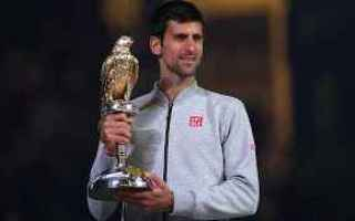 Tennis: tennis grand slam djokovic doha