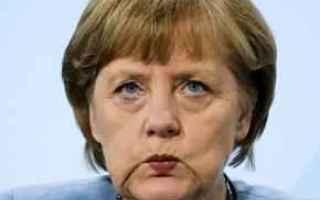 Borsa e Finanza: germania  merkel  unione europea