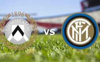 Serie A: udinese inter