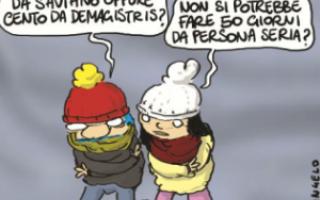 Tra stampa e facebook, De Magistris e Saviano riaccendono il mercato promozionale della post verit&a