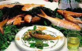 Ricette: menta  menzi trigghi  mollica  pesto