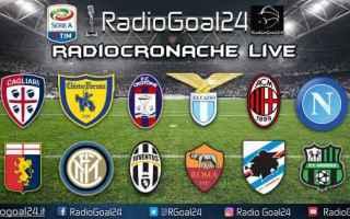Serie A: calcio  serie a  roma  genoa