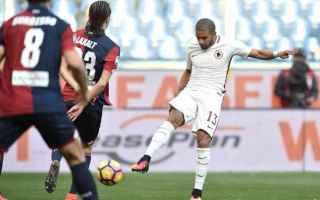 Serie A: genoa  roma  0 1  autogol  izzo  video