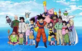 Anime: tv  dragonball  dragonball super