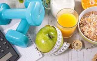 Salute: sport  fitness  alimentazione