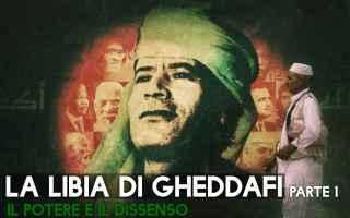 gheddafi  libia  isis  terrorismo  islam
