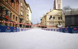 Sport Invernali: zagabria  fis