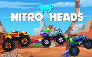 Mobile games: android iphone racing videogame multi