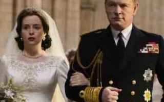Televisione: the crown  serie tv  golden globe  tv