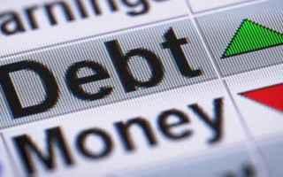 Soldi: banche  fabi  debitori