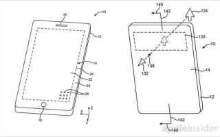 iPhone - iPad: apple  brevetti apple  display