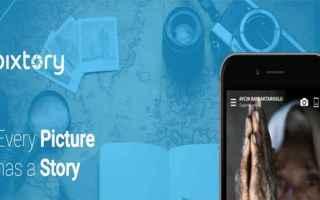 App: apps  pics  photo  pixtory