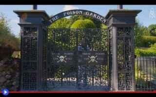 Giardinaggio: piante  inghilterra  giardini  castelli