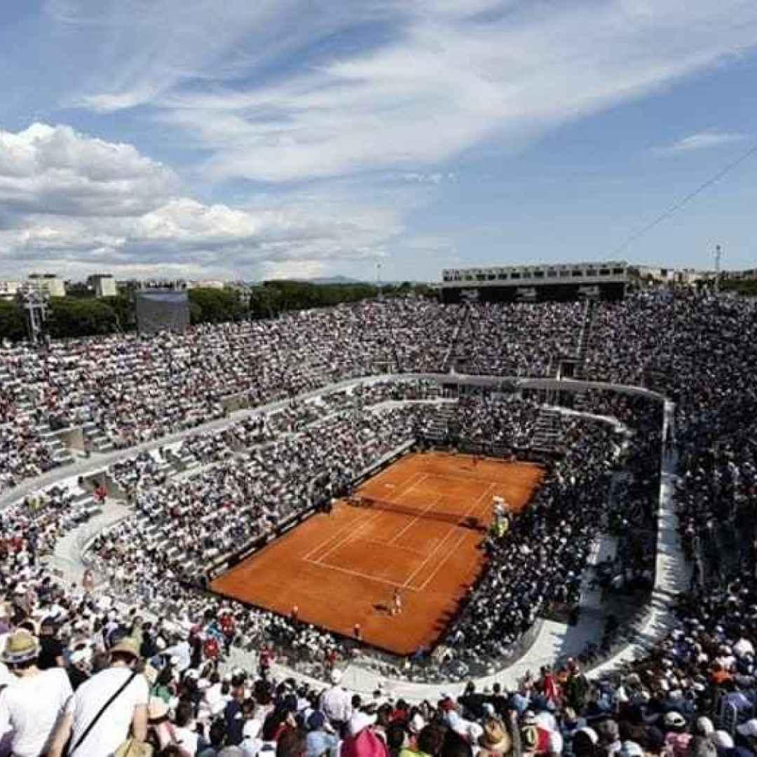 internazionali di tennis  roma  tennis