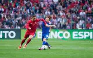 Calcio: barcellona ronaldo messi  fifa calcio
