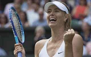 Tennis: tennis grand slam sharapova stoccarda