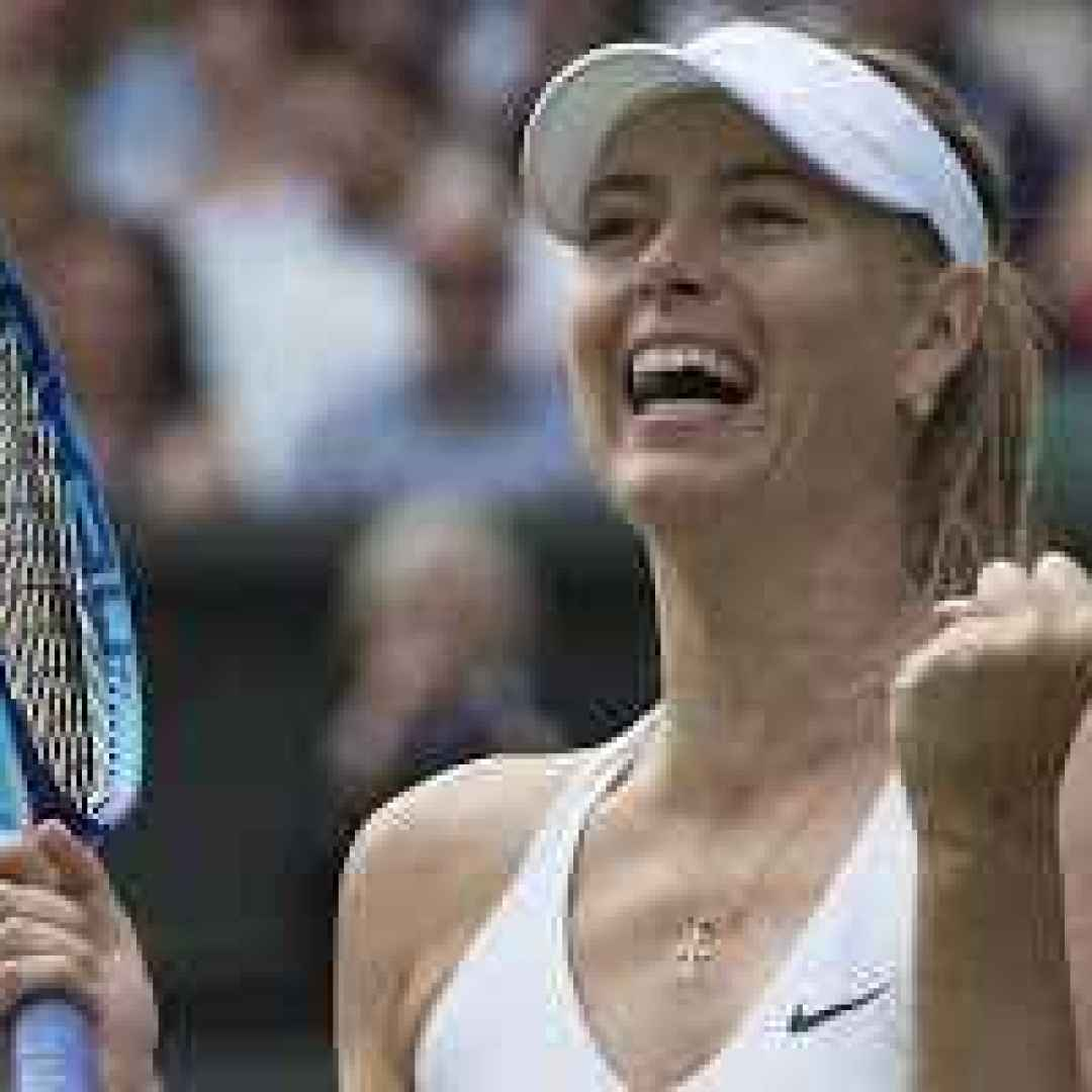 tennis grand slam sharapova stoccarda