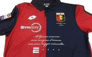 Serie A: fabrizio de andré  genoa  calcio