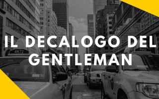 Amore e Coppia: gentleman  eleganza maschile  stile uomo