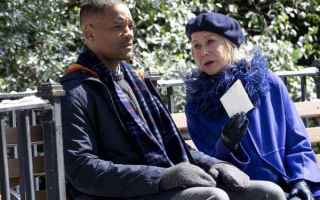 Cinema: cinema  will smith  collateral beauty