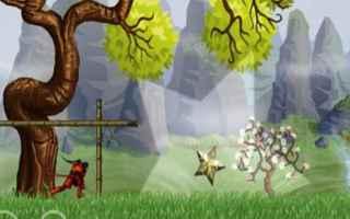 Mobile games: samurai saga  videogame  shinobi