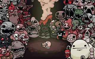 Mobile games: iphone videogame the binding of isaac